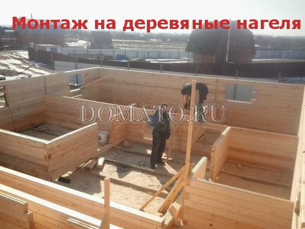 деревянные нагеля в строительстве фото