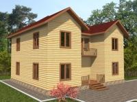 Проект Д 24 Дом 10x9