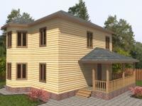 Проект Д 31 Дом 6x8