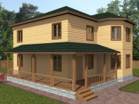 Проект Д 36 Дом 12x12.5