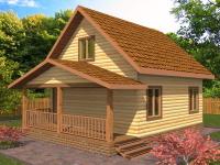Проект Д 39 Дом 7,5x6