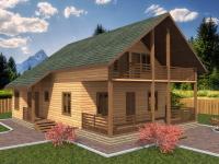 Проект Д 48 Дом 10.5x9.5