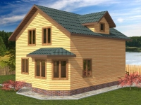 Проект Д 50 Дом 7x7