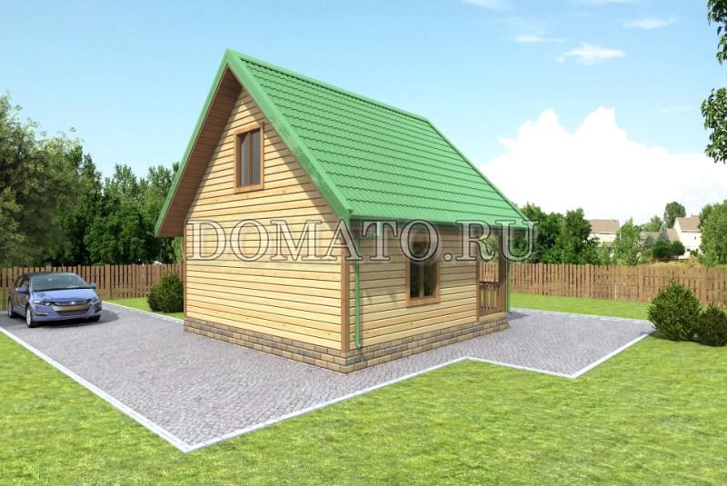 Строительство загородных домов под ключ!
