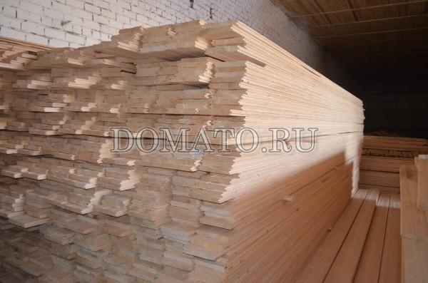 фото деревянная вагонка