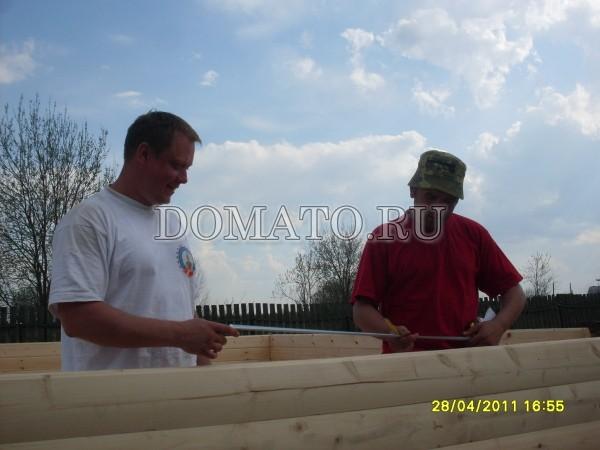 Пестовские плотники фото