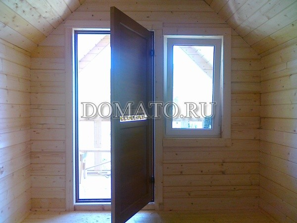 фото дома внутри