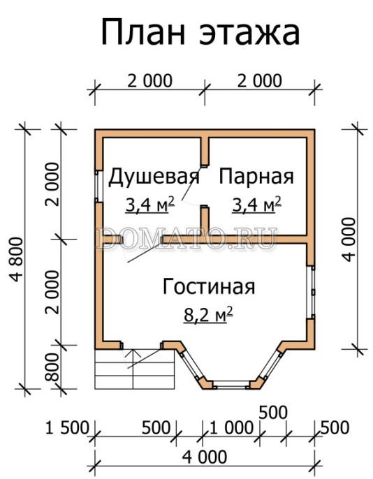 план баи 5×4