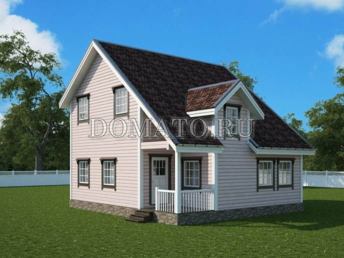 K15 дом 9 на 8