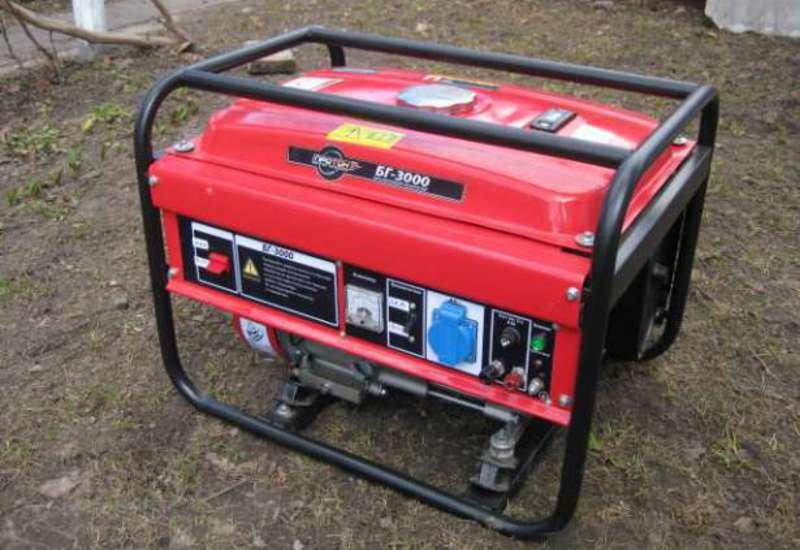генератор бензиновой