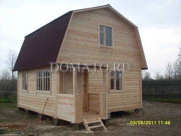дачный дом 66