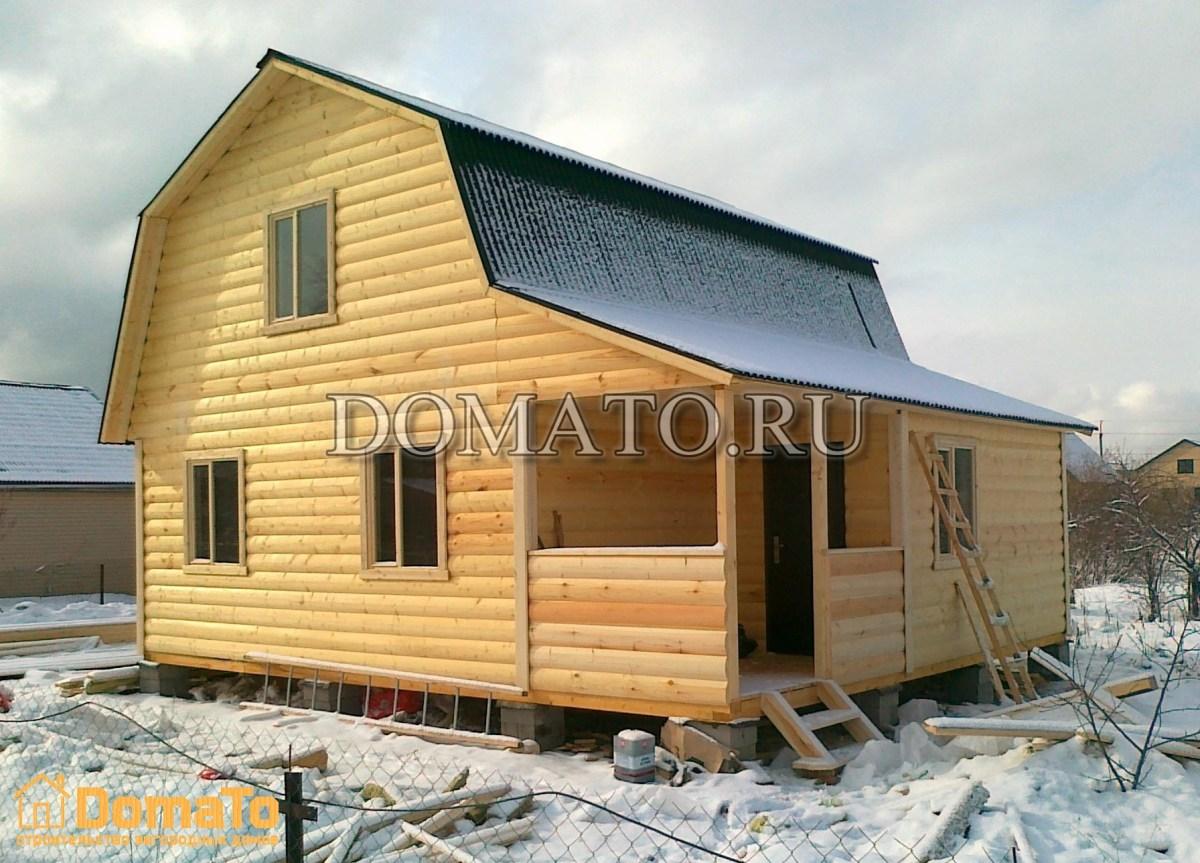 Дом из бруса  проекты фото 18
