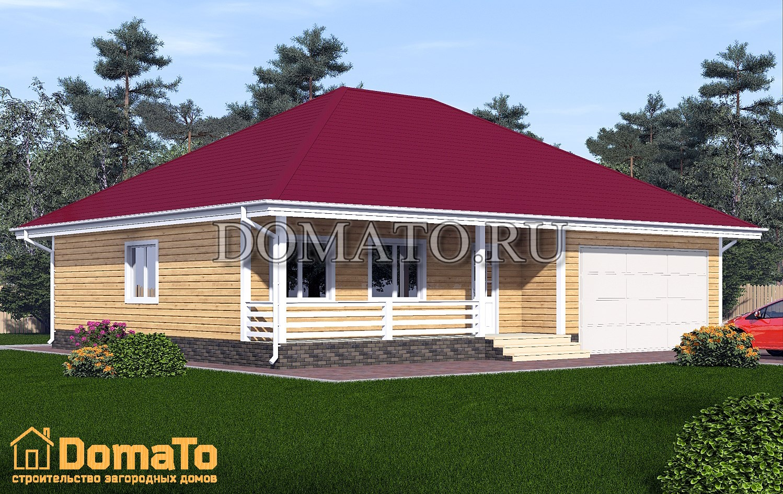 Дизайн маленького гаража