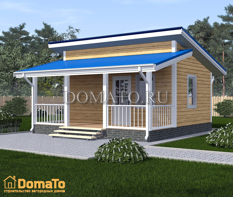 Сельский дом - yellowhomeru