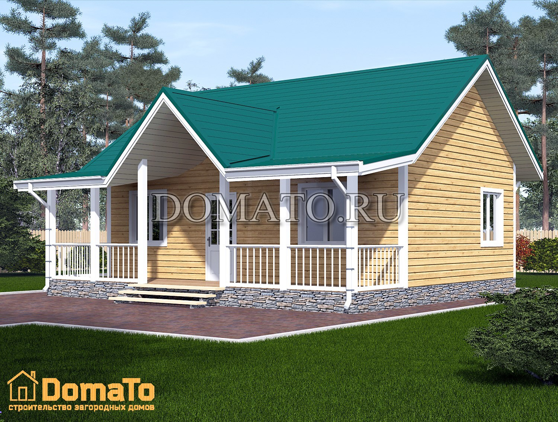 Требуется доделка и обшивка дома - Строительство домов