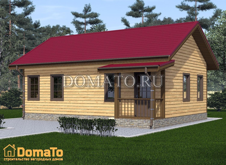 Строительство коттеджей под ключ - Строительство домов